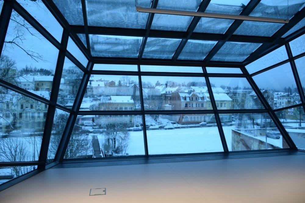Obrázek v galerii pro The museum crystal in Jablonec is finished