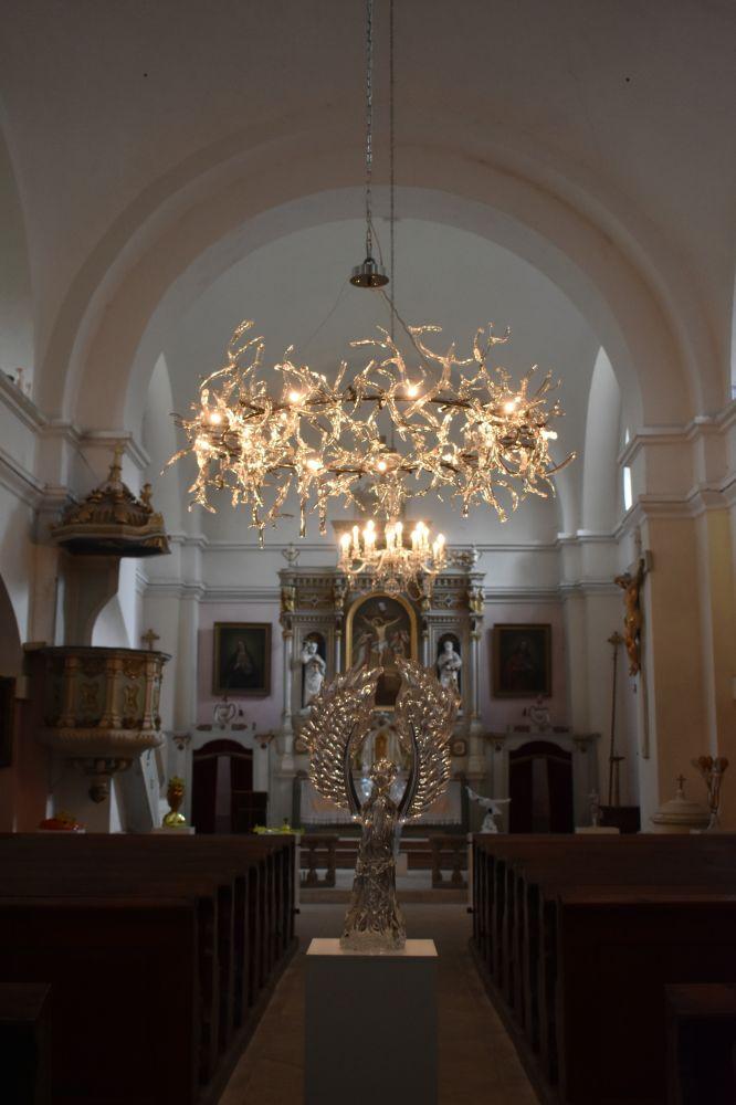 Obrázek v galerii pro Kunratice u Cvikova (Kunnersdorf)
