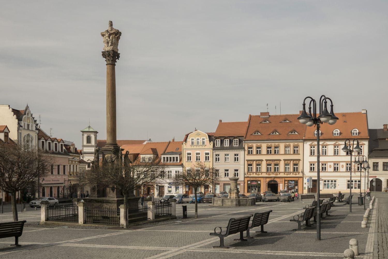 Obrázek v galerii pro Česká Lípa (Böhmisch Leipa)