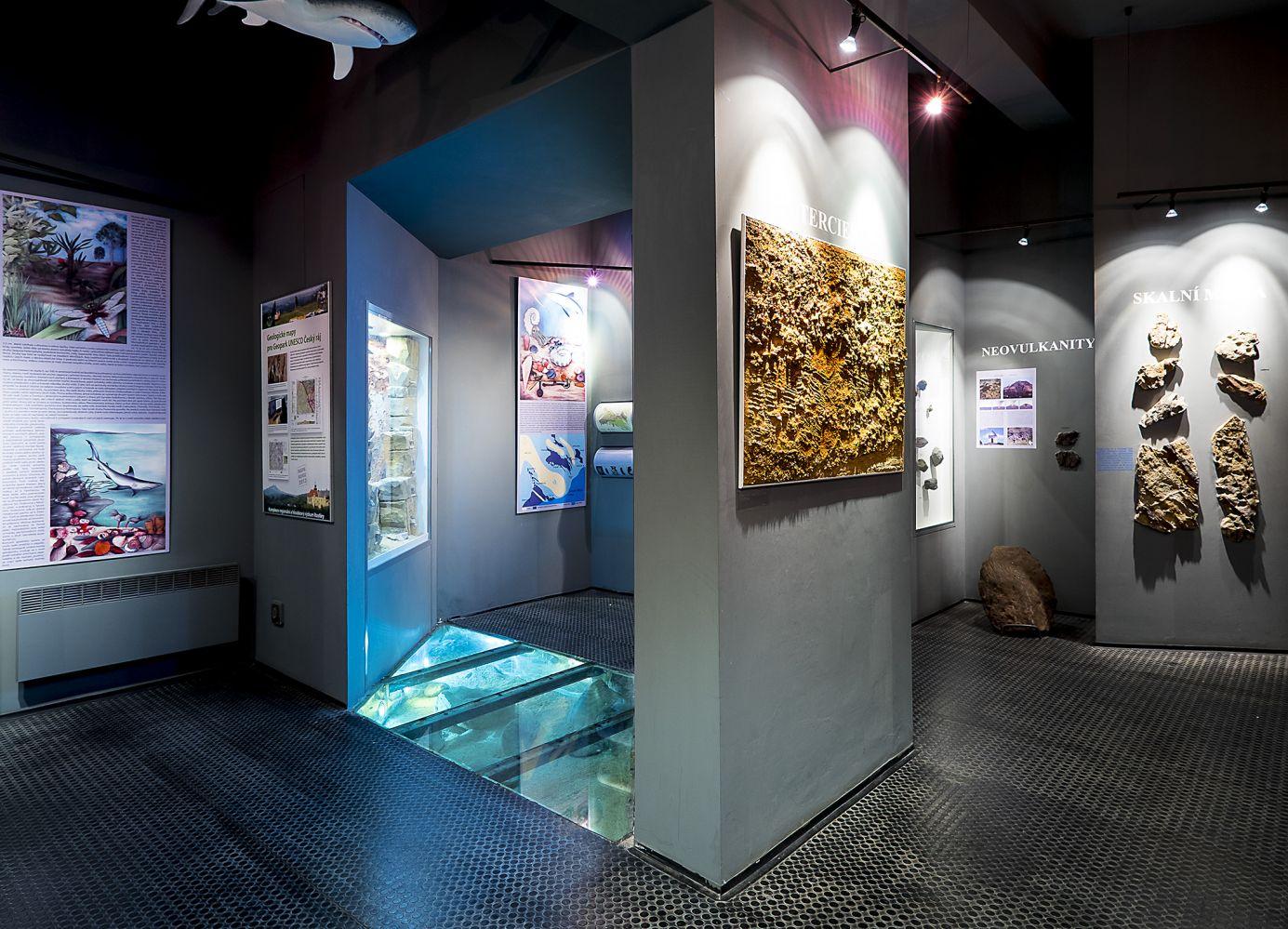 Obrázek v galerii pro Precious stones from the Bohemian Paradise