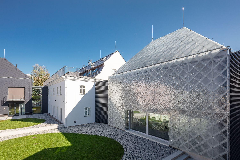 Obrázek v galerii pro LASVIT - GLASS HOUSE