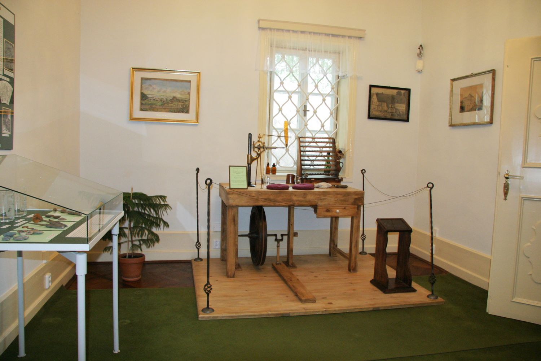 Obrázek v galerii pro Sklářské muzeum Kamenický Šenov