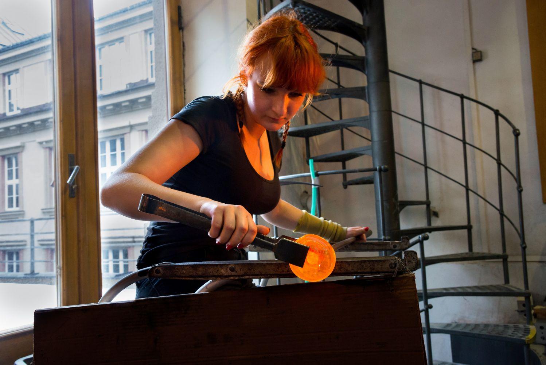 Obrázek v galerii pro Železný Brod: Secondary School of Glassmaking